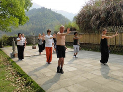 Learn from Tai Chi Masters