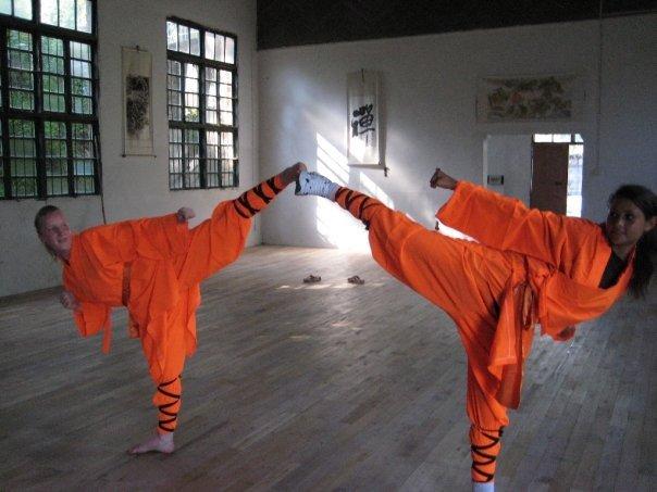 Shaolin Side Kick