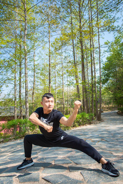 34th Generation Shaolin Monk