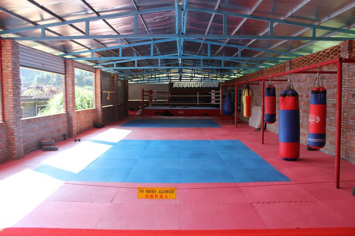 Kickboxing/ Brazilian Jiu-Jitsu Hall