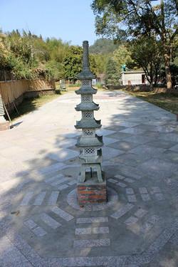 Bagua Zhang Pagoda