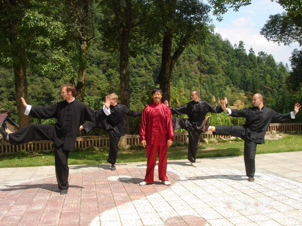 Tai Chi School China