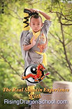 Learn Shaolin in China