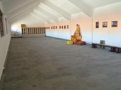 Kung Fu Temple Training Hall