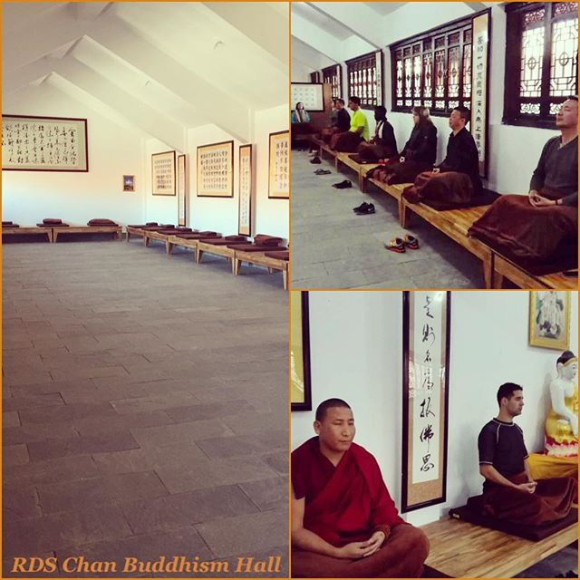 Zen Buddhism Hall