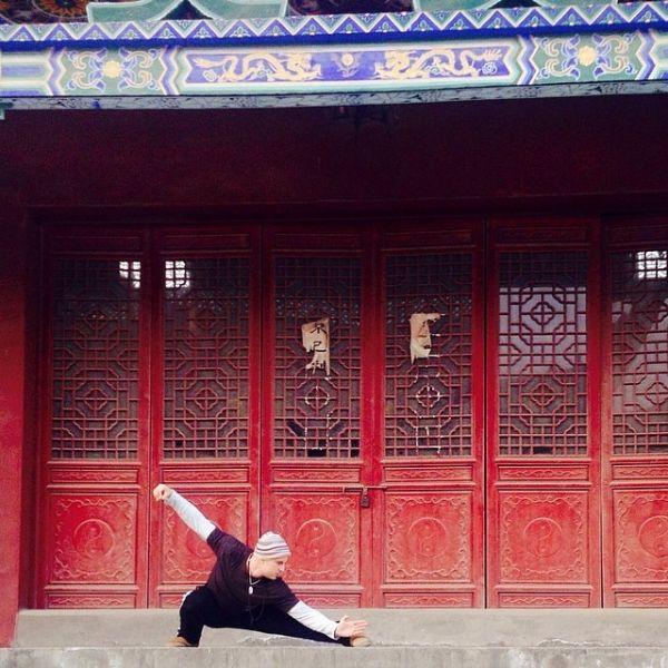 Tai Chi Training in China