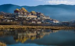 The Ganden Sumtsenling Monastery