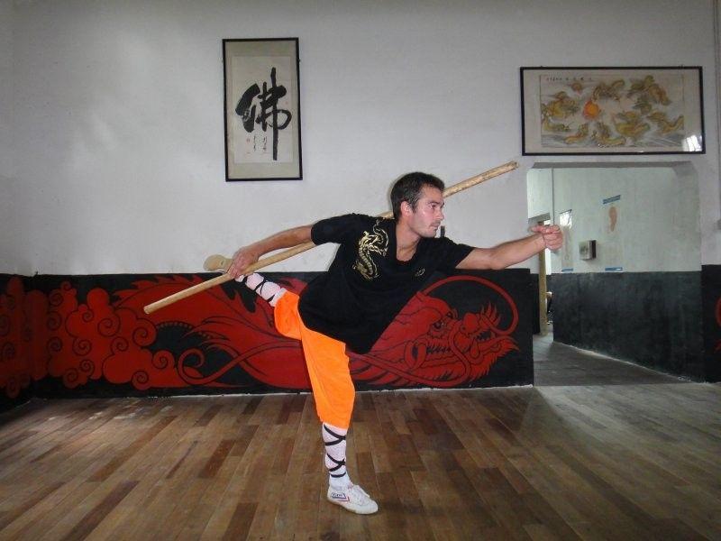 Shaolin Drunken Staff