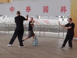 Study Bagua in China