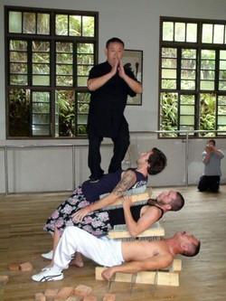 Learn Hard Qigong