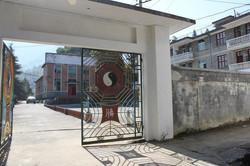 Kung Fu School Entrance