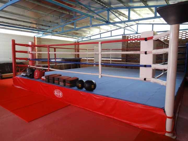 Kickboxing Ring