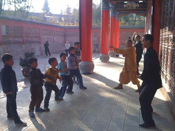 Kung Fu Lessons for all!