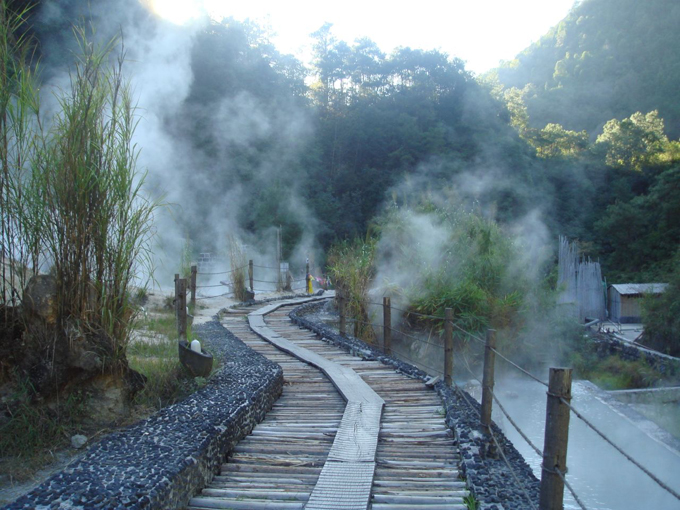 Hot Springs in Tengchong