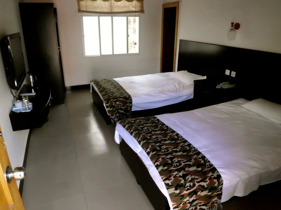 Kung Fu School Accommodation