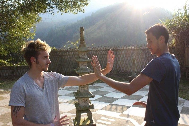 Internal Martial Arts Training