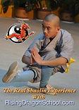 Shaolin Kung Fu Experience