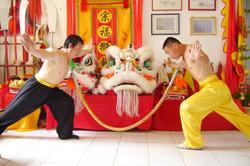 Hard Qigong Training