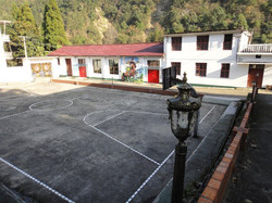 Martial Arts School in China
