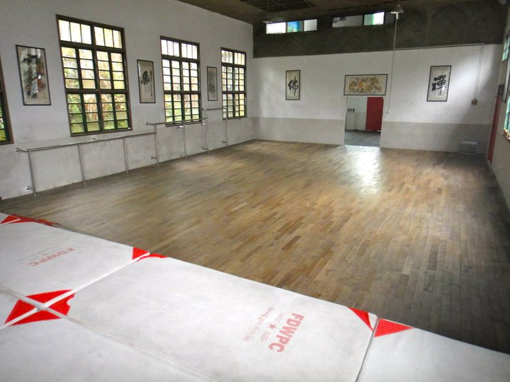Shaolin Training Hall