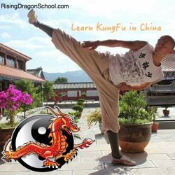 Learn Kung Fu in China