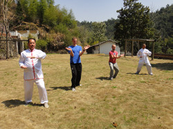 Fujian White Crane Kung Fu