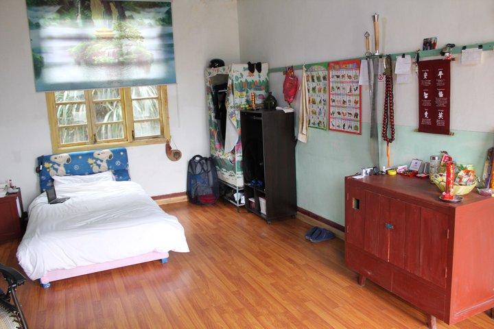 Kung Fu Bedroom