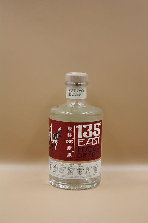 135 East Gin Hyogo Dry Gin