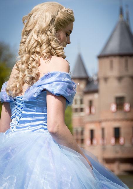 Anniversaire princesse paris
