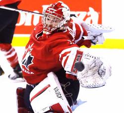 Genevieve Lacasse | Team Canada