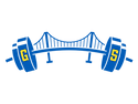 Golden State Barbell Club_Blue version_B