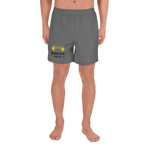 Golden State Barbell - Shorts Dark Grey
