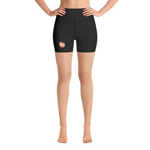 Bunny Barbell - Women's Peach Shorts