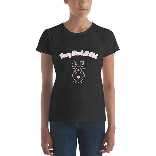 Bunny Barbell - Valentine's T-Shirt