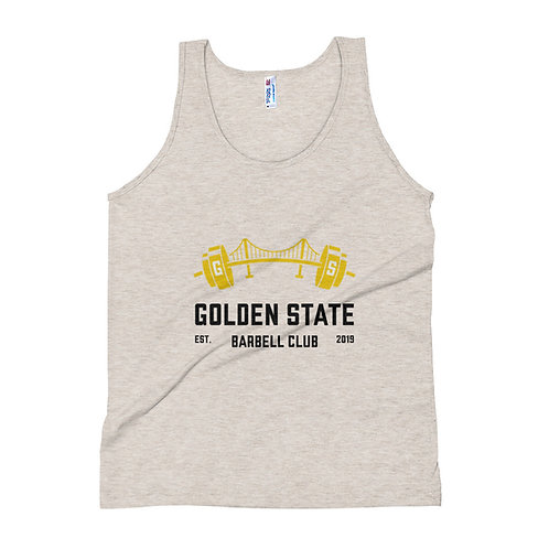 Golden State Barbell - Tank Top