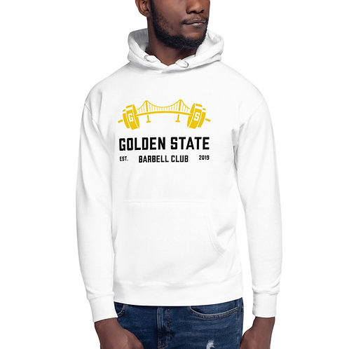 Golden State Barbell Club - Premium Hoodie