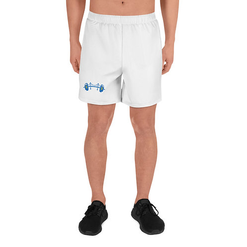 Golden State Barbell - LTD Edition Men's Athletic Shorts