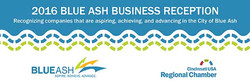 Blue Ash Business Reception Honors