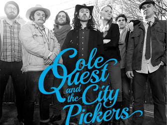 First Listen: Cole Quest and The City Pickers
