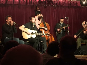 Doc Watson Tribute at Jalopy