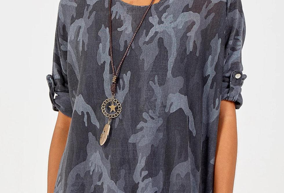 LENI Camouflage Top & Vest