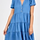 Thumbnail: Elli Light Denim Blue Tiered Dress