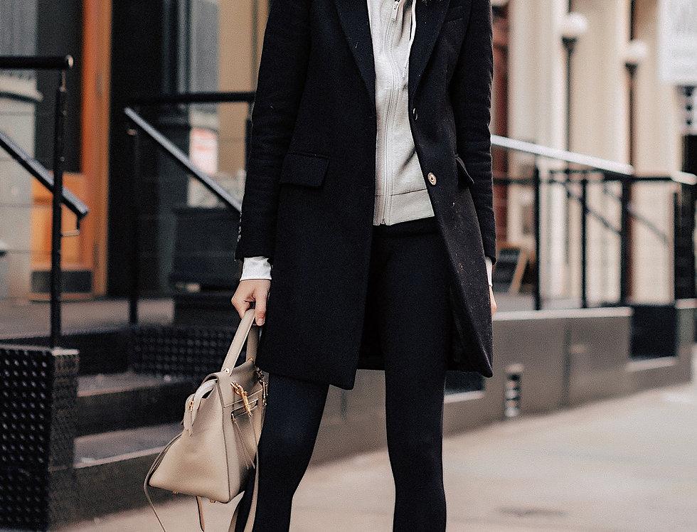 SOHO Super Soft Stretch Legging in Black