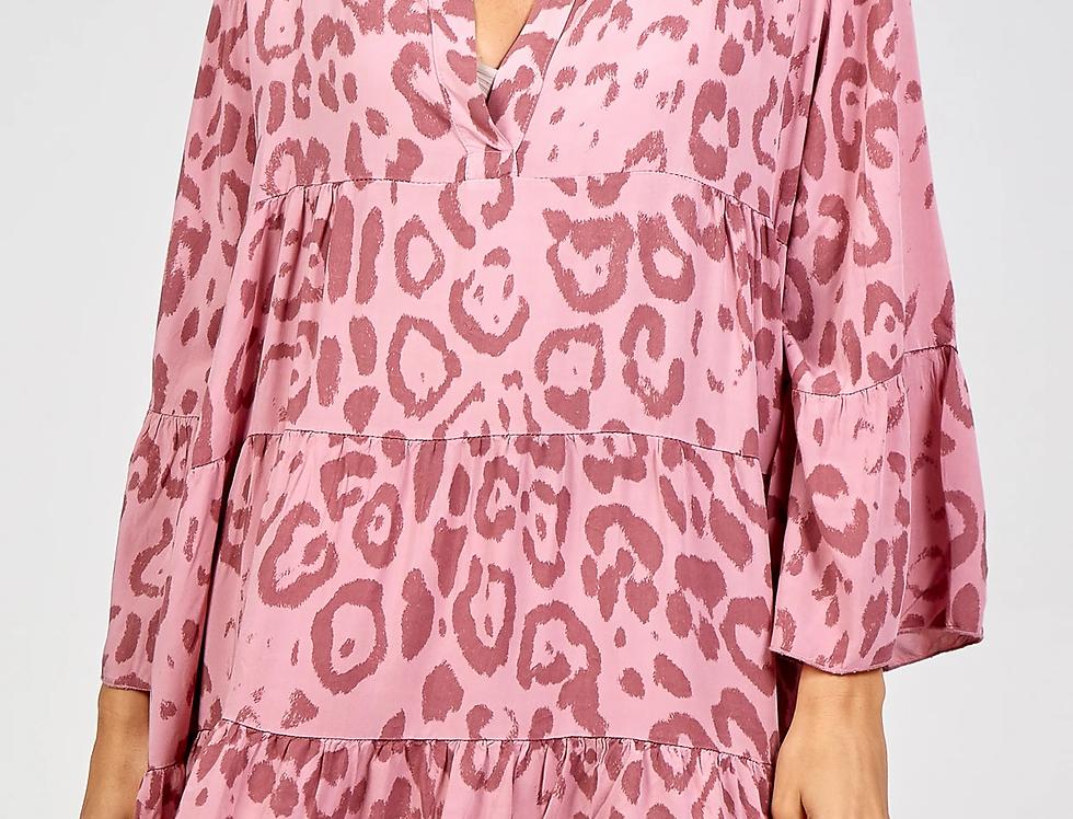 Pink & Rose Leo Dress