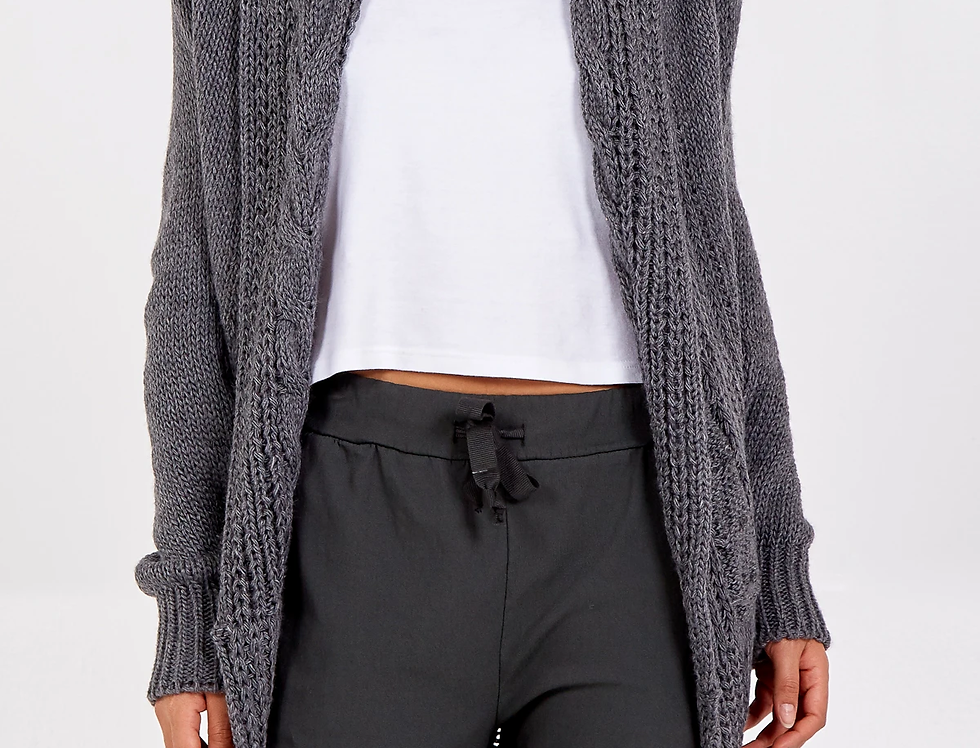 ERIN Cocoon Knitted Cardigan