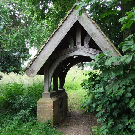 The Old Lych Gate