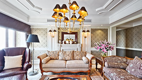 Mixing High and Low-End Furnishings