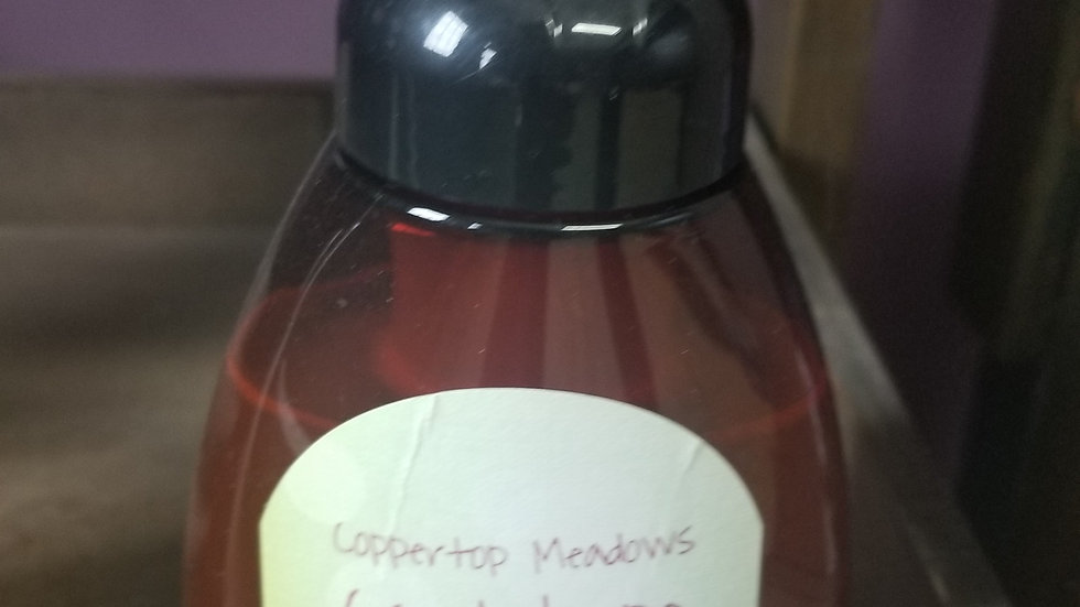 Cantaloupe foaming hand soap