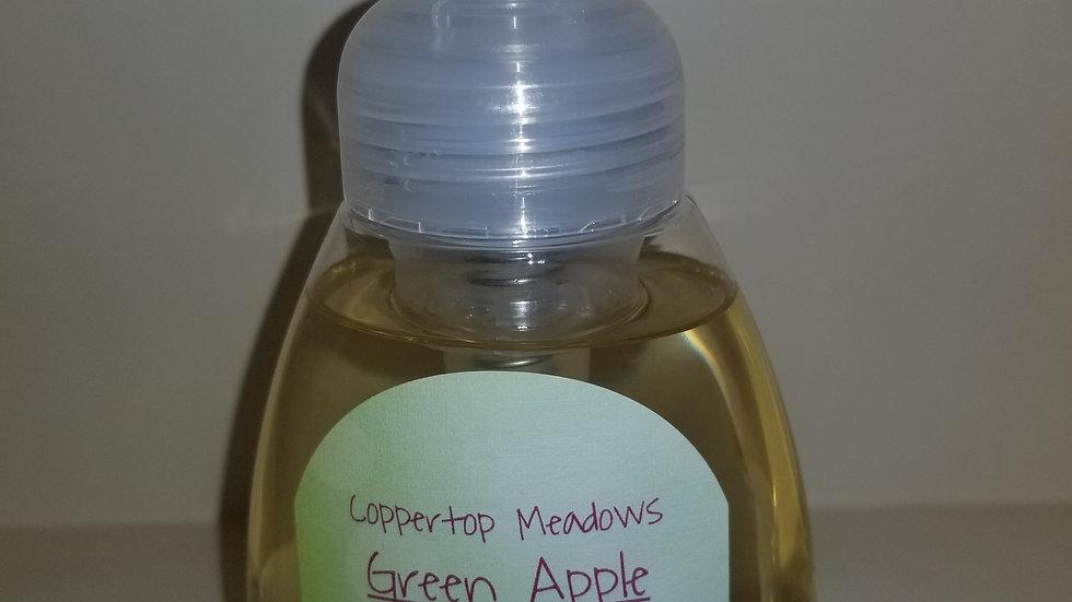 Green Apple foaming hand soap