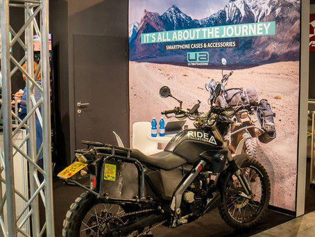 EICMA Milano 2019 - Stand Creation & Delivery